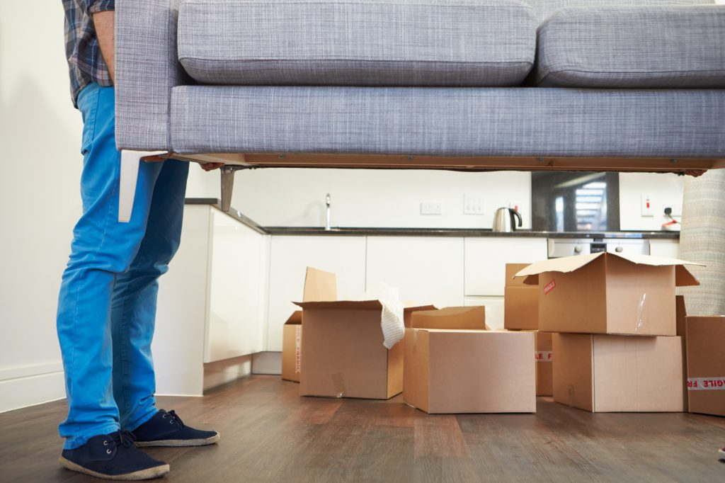 7 Tips for Moving Furniture