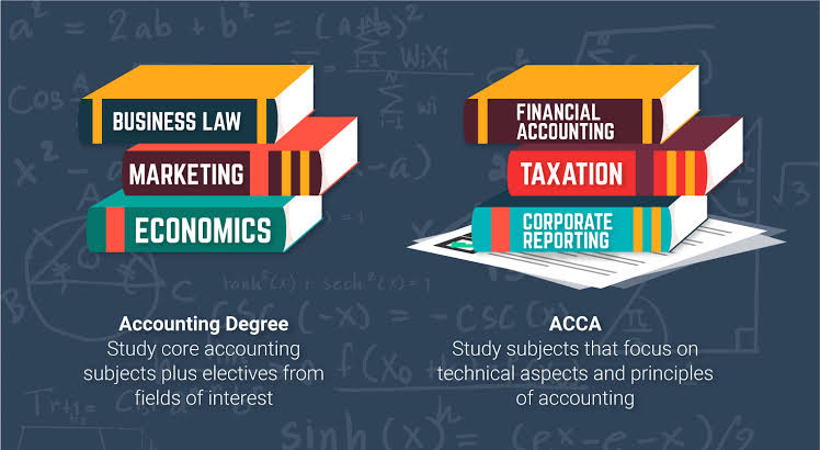 Accounting Fields in Business